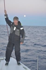 Captain Jan Cluistra
