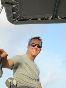 loving the sail to Conception Cay