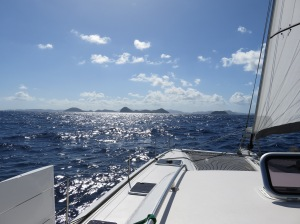 The BVI's ahead