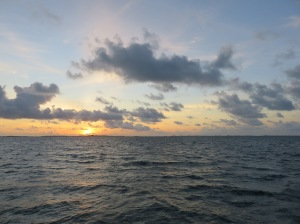 exuma sunset