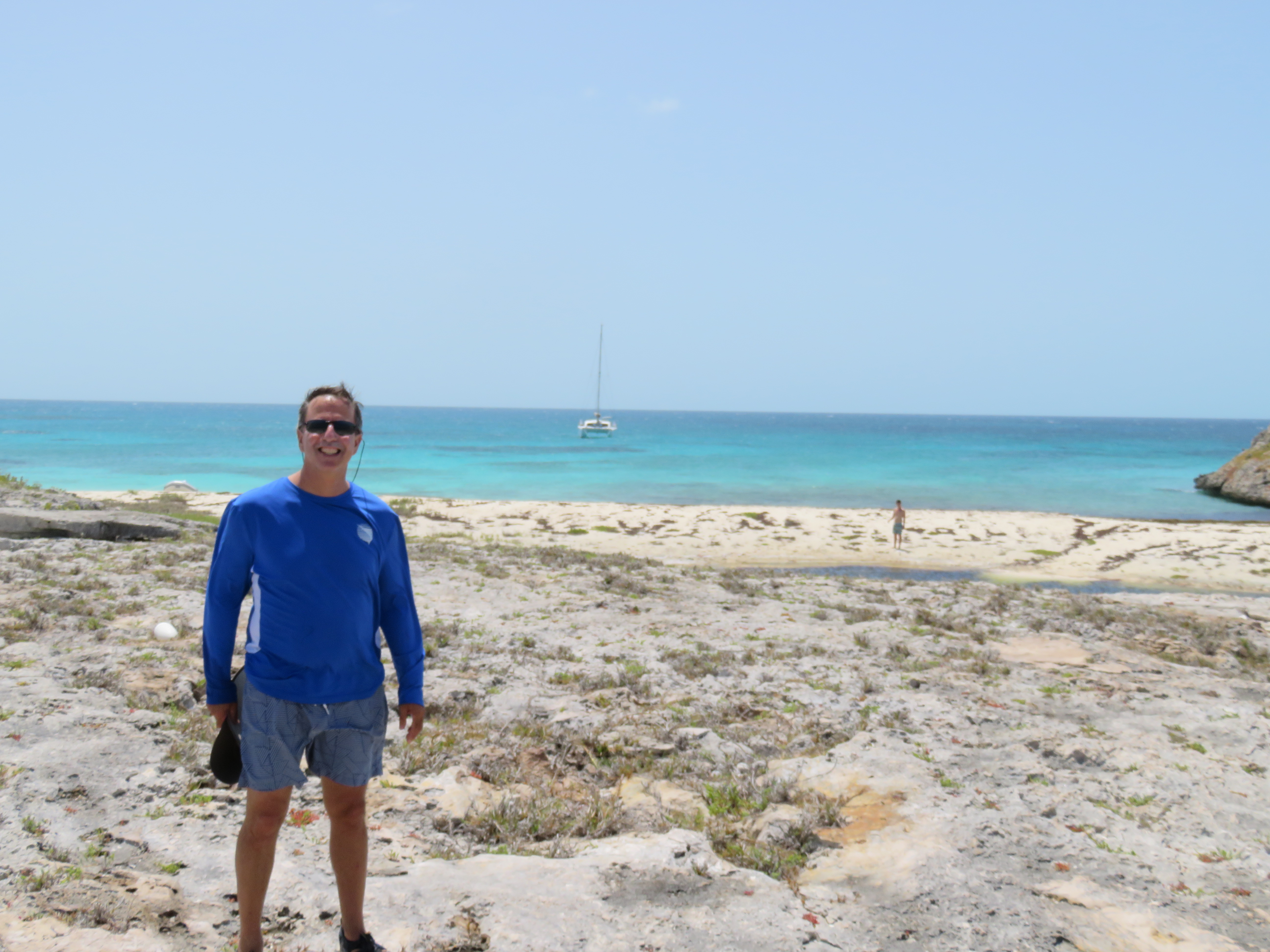 Exploring big fish cay providenciales turks caicos for Turks and caicos fishing