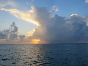 sunset conception